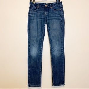 🌹3/$20🌹Aeropostale Skinny Jean Sz 3/4R Dark Wash